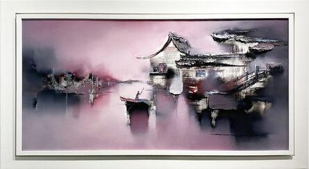 Gao Xiao Yun 高小云, 'Waiting for The Moon 侯月 ', 2017