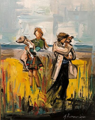 Marina Koutsospyrou, 'Moment', 2021