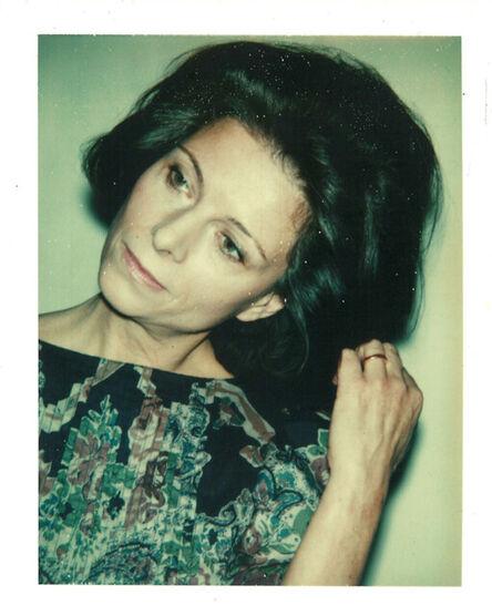 Andy Warhol, 'Deeda Blair', 1976-1977