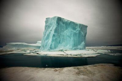 Sebastian Copeland, 'Iceberg IX, Greenland', 2010