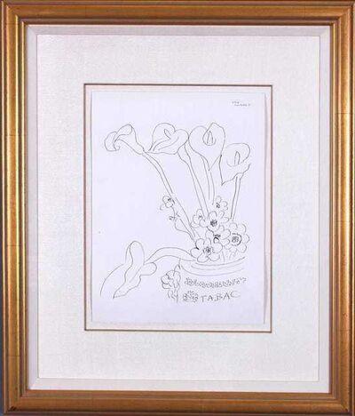 Henri Matisse, 'Untitled - Tabac', 1943