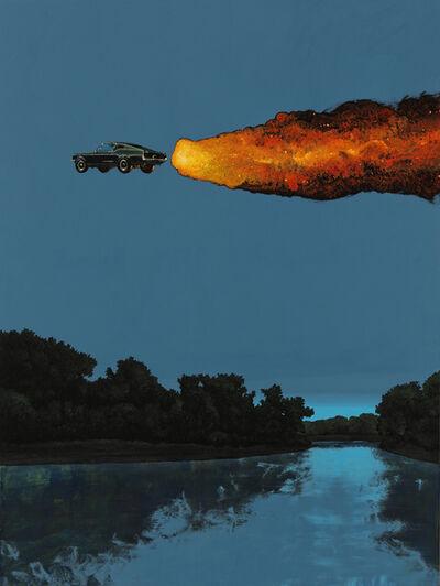 Sean William Randall, 'Bullitt', 2020
