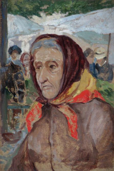 Giovanni Marchini, 'L'ortolana ', 1908