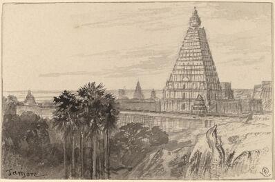 Edward Lear, 'Tanjore', 1884/1885