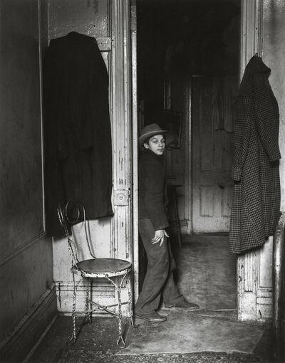 Helen Levitt, 'Untitled (Gypsy Boy), New York City, New York', ca. 1939