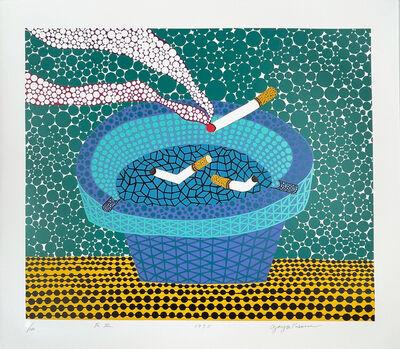 Yayoi Kusama, 'Ashtray', 1990