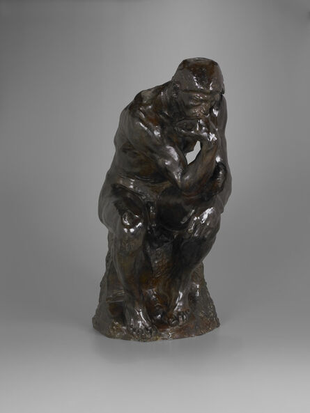 Auguste Rodin, 'The Thinker', 1906