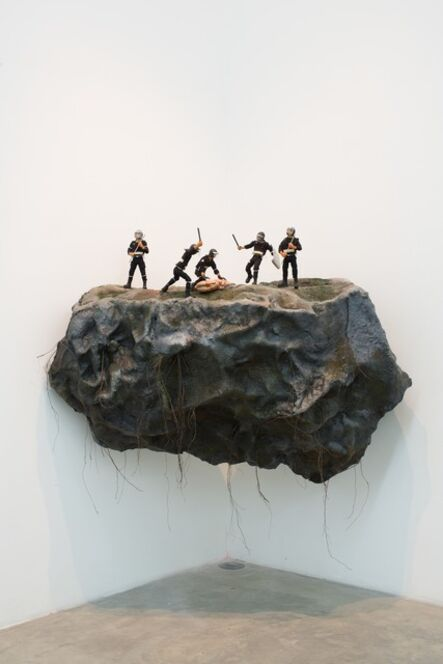 Nguyen Manh Hung, 'Keep My Planet Clean', 2013
