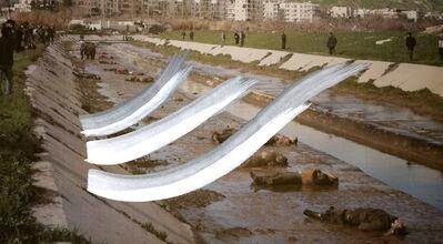 Wang Taocheng, 'Reflection Paper No.2', 2013