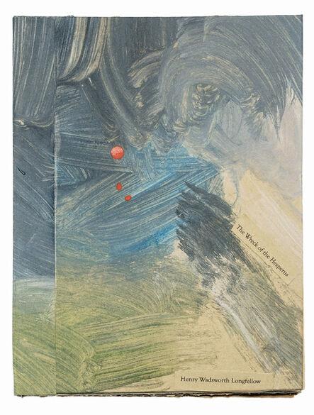 Marie C. Dern/Danielle Giudid Wallis, 'The Wreck of the Hesperus: Pastepaper ', 2016