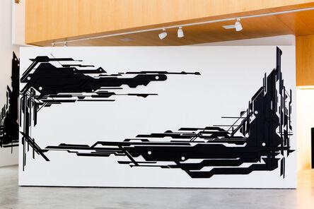 Zezão, 'Installation at Zipper Galeria'