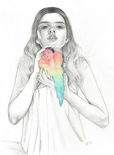 Martine Johanna, 'Paradise Lost (drawing)', 2017