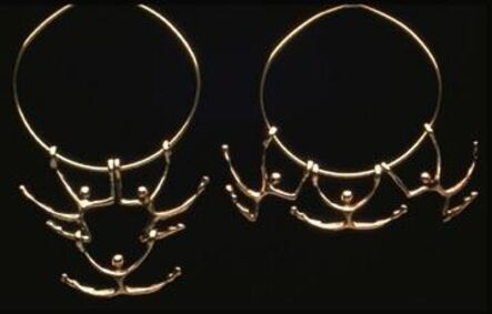 Carol Newmyer, 'Three Part Necklace'