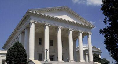 Thomas Jefferson, 'Virginia State Capitol', 1785-1789