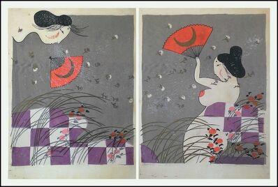 Mayumi Oda, 'Goddess in Autumn', 1974