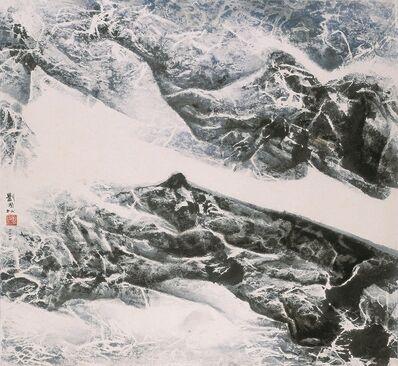 Liu Kuo-sung 刘国松, 'Chilly Wind', 2010