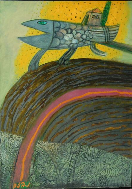 Naftali Bezem, 'The Journey', ca. 1990