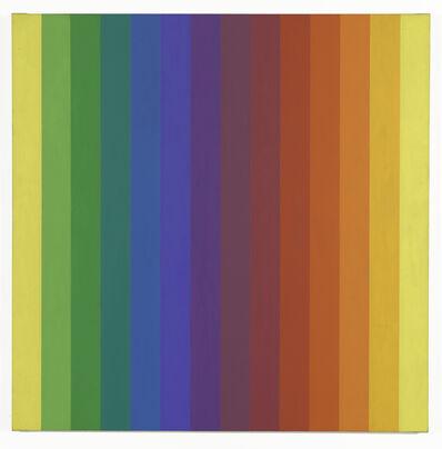 Ellsworth Kelly, 'Spectrum I', 1953