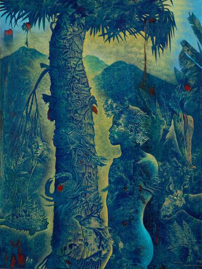 Rafael Trelles, 'Bosque Azul (Blue Forest)', 2021