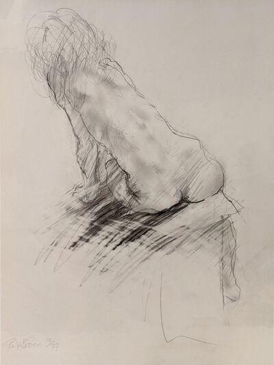 Ralph Brown, 'Model Back View', 1970