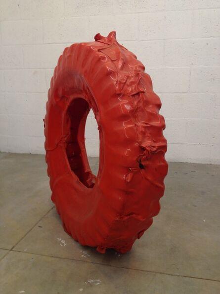 Sergio Romagnolo, 'Jeep Tire', 2001