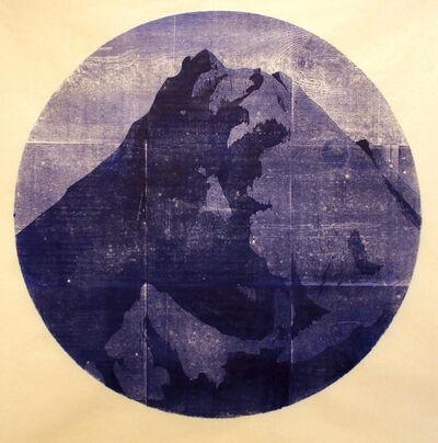 Matthew Colaizzo, 'Tondo (Sand)', 2015