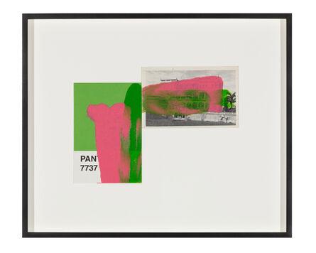 Tacita Dean, 'Pantone Pair (7737)', 2019