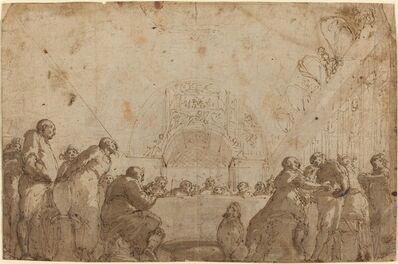 Giulio Benso, 'The Last Supper'