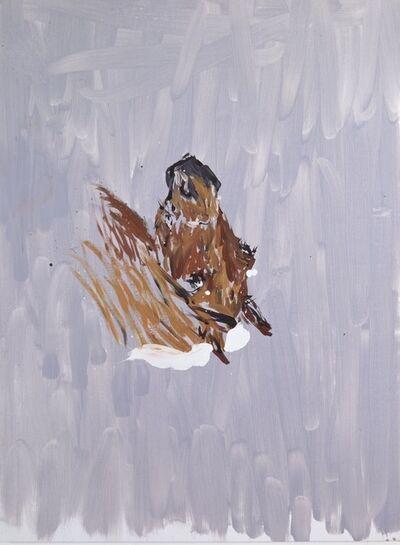 Georg Baselitz, 'Winterzeit 3', 2003