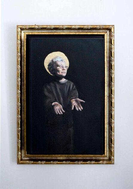 Vered Aharonovitch, 'Mom as a Martyr', 2015