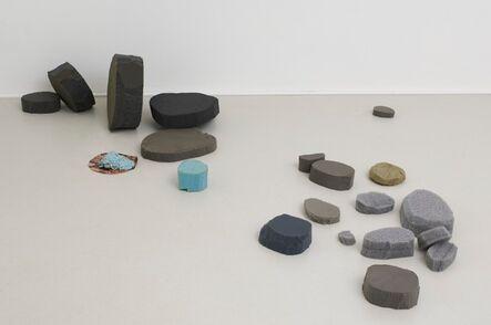 Fawn Krieger, 'National Park, Souvenir: tar pour', 2009