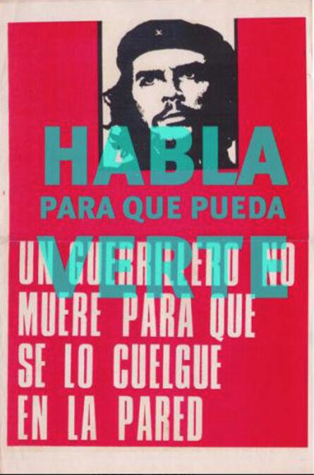 Roberto Jacoby, '1968, por el culo te la entocho', 2008