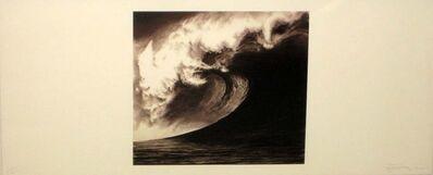 Robert Longo, 'Wave #8 portfolio', 2000