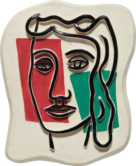 Fernand Léger, 'Figure de Femme', 1952