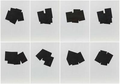 Imi Knoebel, 'Menningebilder Serie G (37-43)', 1992
