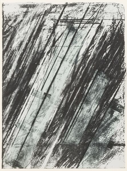 Cy Twombly, 'Untitled (from The New York Collection for Stockholm) (Bastian 38)', 1973