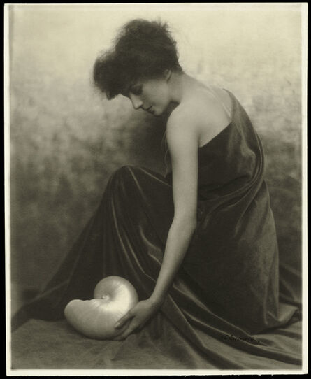 William Edward Dassonville, 'Figure Study', 1906