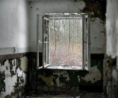 Tamas Dezso, 'Abandoned Room (Soviet Base, Szentkiralyszabadja, West Hungary)', 2012