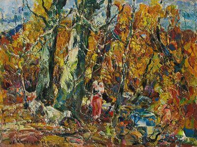 John E. Costigan, 'Mother and Child', ca. 1955