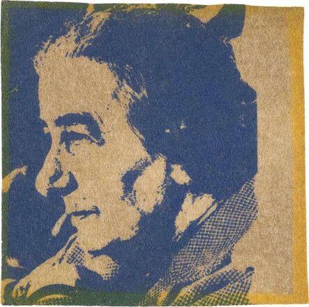 Andy Warhol, 'Golda Meir (F./S. 153A)', 1973