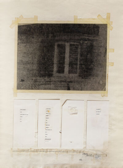 Magdalo Mussio, 'Untitled', 1971