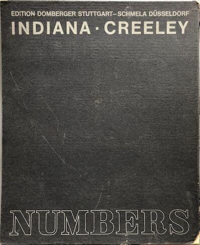 Robert Indiana, 'Numbers Portfolio', 1968