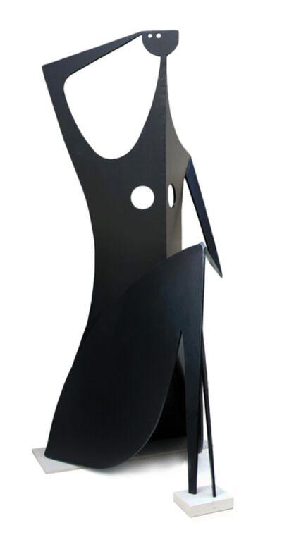 Philippe Hiquily, 'Épicurienne H.180cm', 2010