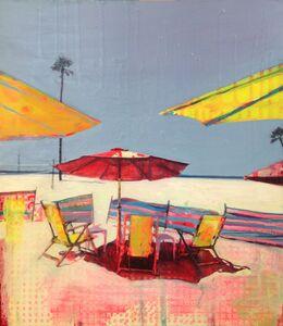 Lucinda Metcalfe, 'Heated Discussion', 2016