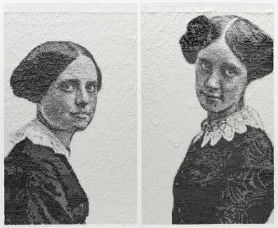Nathalie Boutté, 'Les deux soeurs', 2016