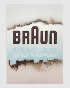 Johannes Wohnseifer, 'Braun Sugar', 2021