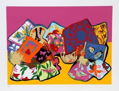 Hunt Slonem, 'Pillow Painting', 1980