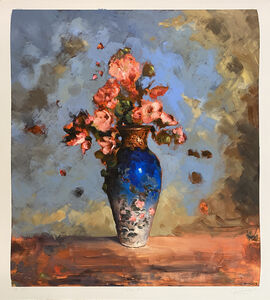 Chris Rivers, 'Vase 4', 2020