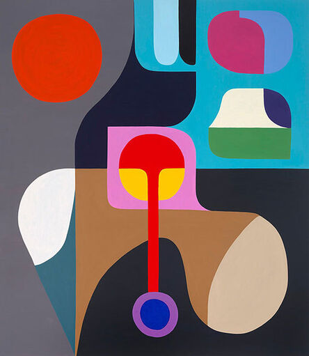 Stephen Ormandy, 'Bushfire moon and Pendulum ', 2015