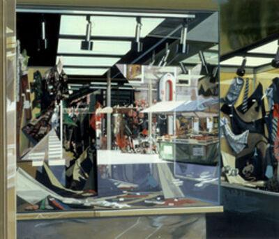 Richard Estes, 'Clothing Store', 1976
